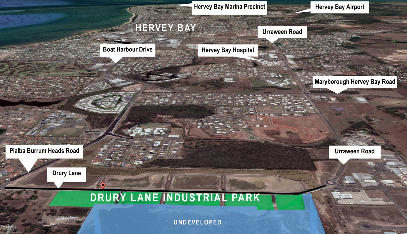 AHC Drury Lane Industrial Park Dundowran Hervey Bay